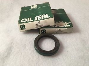 Lot of 2 SKF Chicago Rawhide 11610 Oil Seals 30x42x7