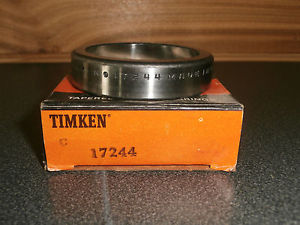 Timken 17244 Tapered Roller Bearing Cup or Race