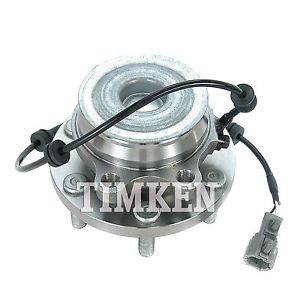 Wheel Bearing and Hub Assembly Front TIMKEN SP450702 fits 05-15 Nissan Frontier