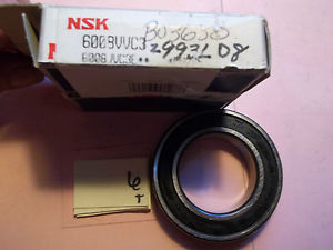 NEW IN BOX NSK BEARING 6008VVC3 6008VVC3E  (BIN84)