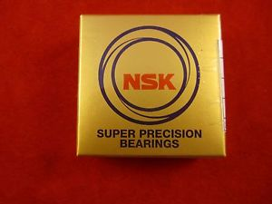 NSK Precision Ball Screw Support Bearing 15TAC47CSUHPN7C