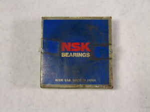NSK 6306ZZCM-AV2S Ball Bearing 30 x 72 x 19 ! NEW !