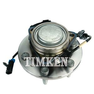 Wheel Bearing and Hub Assembly Front TIMKEN SP450703
