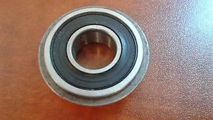 SKF 6202-2RS1N/C3 Ball Bearing With Ring 35mm OD 17mm ID New No Box