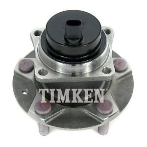 TIMKEN HA590096 Wheel Bearing & Hub Assembly Front Left Right EACH for RX-8 RX8