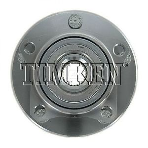 Front Wheel Hub & Bearing TIMKEN for Chrysler Eagle Dodge