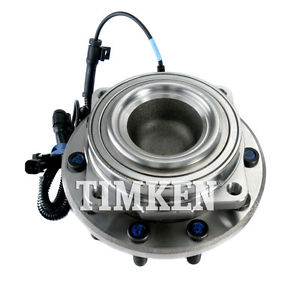 Wheel Bearing and Hub Assembly Front TIMKEN fits 11-15 Ford F-550 Super Duty