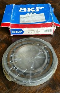 **NEW IN BOX** SKF NJ 216 ECP CYLINDRICAL ROLLER BEARING