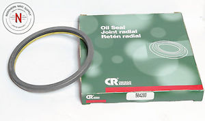 "SKF / CHICAGO RAWHIDE CR 504293 OIL SEAL, 4.500"" x 5.125"" x .328"""