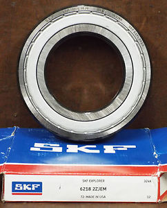 1 NEW SKF 62182ZJEM SINGLE ROW BALL BEARING ***MAKE OFFER***