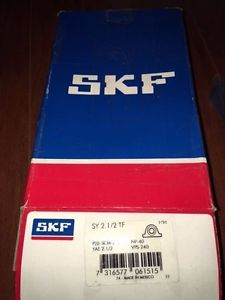 SKF SY-2.1/2-TF Pillow Block Bearing, 2-1/2'' ID PB2-SCM-208