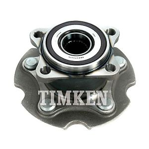 Wheel Bearing and Hub Assembly Rear TIMKEN HA590201
