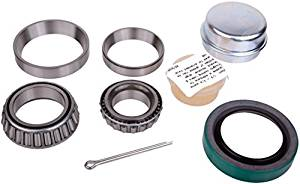 SKF 27 Recreational Trailer Seal and Bearing Kit (42380 or 1-3/8-Inch Axle)