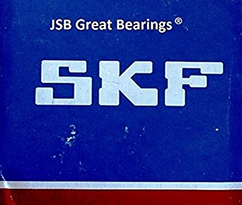 6002-2RS SKF Brand rubber seals bearing 6002-rs ball bearings 6002 rs
