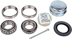 SKF 24 Recreational Trailer Seal and Bearing Kit (1-Inch Axle)