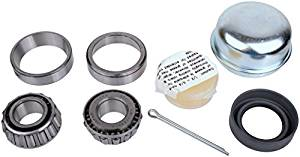 SKF 22 Recreational Trailer Seal and Bearing Kit (3/4-Inch Axle)