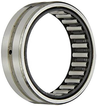 SKF RNA 4917 Needle Roller Bearing, No Inner Race, With Oil Hole, Open, Steel Cage, Metric, 100 mm Bore, 120mm OD, 35mm Width