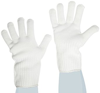 SKF TMBA G11 Heat Resistant Gloves, White