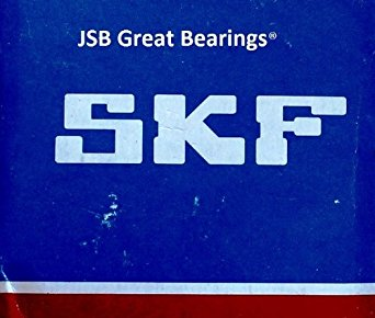 6000-2RS SKF Brand rubber seals bearing 6000-rs ball bearings 6000 rs