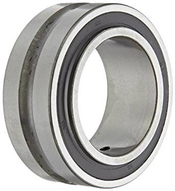 SKF NA 4900.2RS Needle Roller Bearing, Radial Removable Inner Ring, Double Sealed, Steel Cage, Metric, 10 mm Bore, 22mm OD, 14mm Width